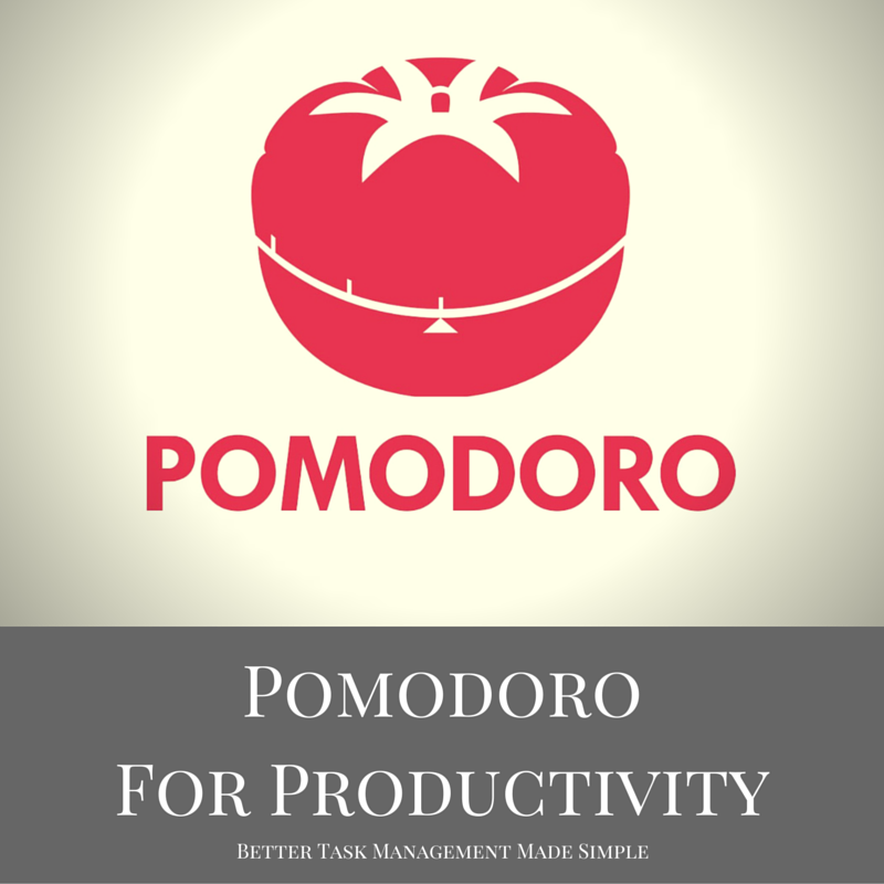 Pomodoro Technique for Time Management and Productivity